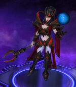 Li-Ming - Templar - Fire Ascendant