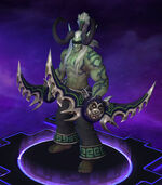 Illidan - Betrayer - Fel