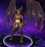 Kerrigan - Legion Mistress