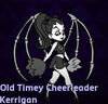Spray - Stylized - Old Timey Cheerleader Kerrigan