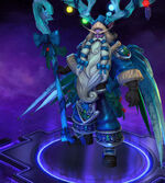 Malfurion - Greatfather Winter - Icy