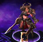 Sonya - Valorous - Iron