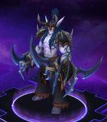 Illidan - Eredar Armor - Wretched