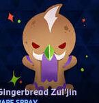 Spray - Gingerbread Zul'jin