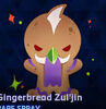 Spray - Gingerbread Zul'jin