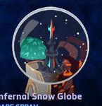 Spray - Infernal Snow Globe