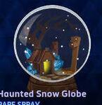 Spray - Haunted Snow Globe
