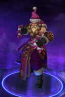 Kharazim - Winter Veil - Rosy