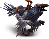 Raven Runner - Haunted - Heroes of the Storm
