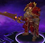 Varian - Lionheart - Crimson