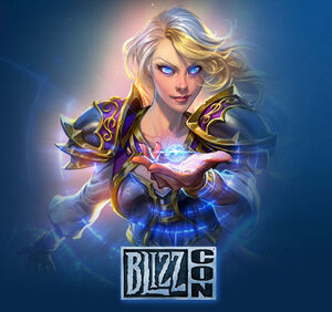 BlizzCon 2017 MP Badge