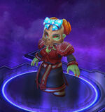 Chromie - Creepy - Monster