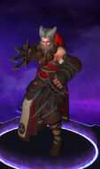 Kharazim - Berserker - Old