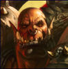 WC - WoW Garrosh Portrait