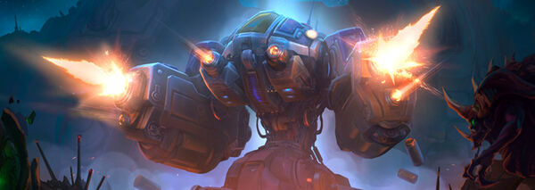 Heroes Brawl - Braxis Outpost
