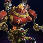 Gazlowe - Hero - Heroes of the Storm