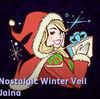 Spray - Nostalgic Winter Veil Jaina