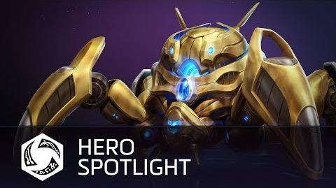 Hero Spotlight Fenix
