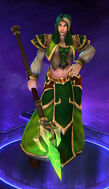 Jaina - Theramore - Emerald