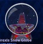 Spray - Braxis Snow Globe