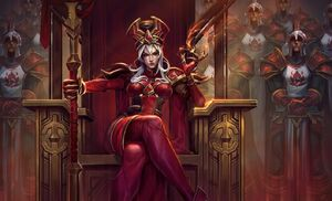 Whitemane - Heroes of the Storm