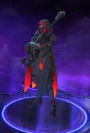 Ana - Shrike - Stealth