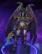 Jaina - Dreadlord