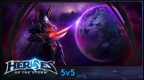 AI-Spectate ALARAK - 5v5 - Heroes of the Storm