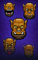 Emojis - Garrosh - Pack 1