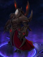 Alarak - HT - Brown