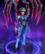 Kerrigan - Queen of MEKA