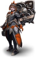 Orphea - HORC Hallowed - Heroes of the Storm