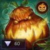 Portrait - Dire Pumpkin