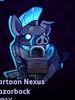 Spray - Cartoon Nexus Razorback