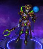 Li-Ming - Templar - Dark