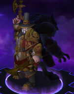 Greymane - Hunter - Human - Cursed