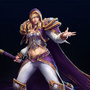 Jaina - Hero - Heroes of the Storm