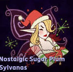 Spray - Nostalgic Sugar Plum Sylvanas