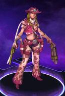 Valla - Deputy - Rosy
