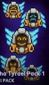 Emojis - Mecha Tyrael 1