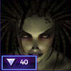 Portrait - StarCraft - Brood War Kerrigan