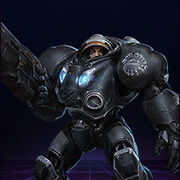 Raynor - Hero - Heroes of the Storm