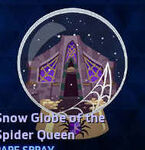 Spray - Snow Globe of the Spider Queen