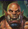 WC - Garrosh the Stranger Portrait