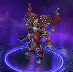 Chromie - FQ - Crimson