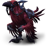 Raven Runner - Bloodmoon - Heroes of the Storm
