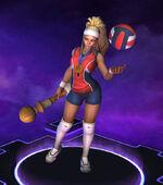 Li-Ming - Striker - Scarlet