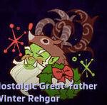 Spray - Nostalgic Great-father Winter Rehgar