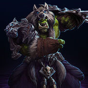Rehgar - Hero - Heroes of the Storm