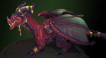 Alexstrasza - Base dragon model